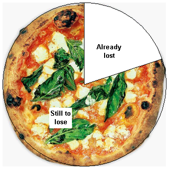 Weight Loss Pie Chart 4