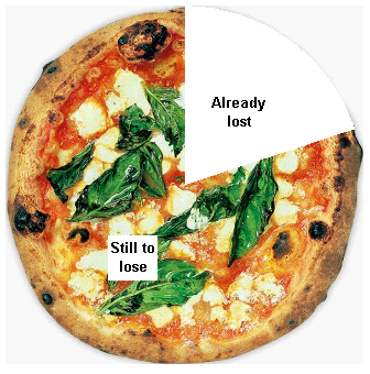 Weight Loss Pie Chart 5