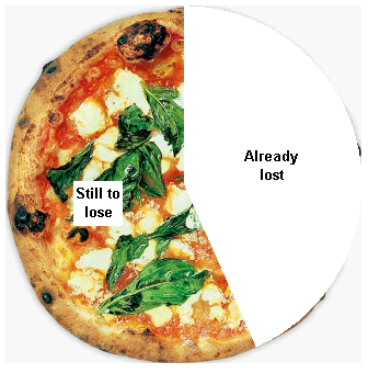 Weight Loss Pie Chart 6
