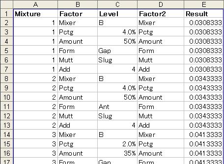 enhanced data table