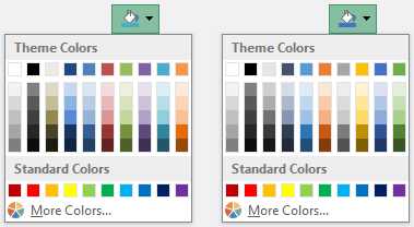 office color palette. Office Color Palette