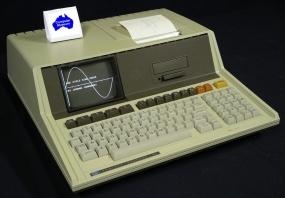 HP-85 Desktop Computer