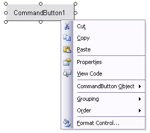 excel vba command button assign macro