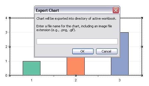 Chart Export Dialog