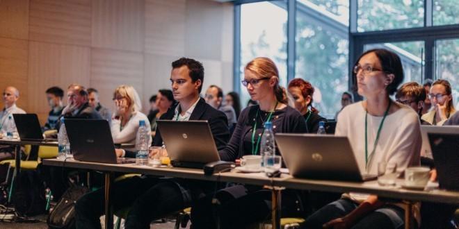 Jon's charting master class in 2018 in Ljubljana, Slovenia.