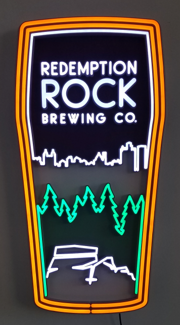 Redemption Rock Brewing Company, Worcester, MA